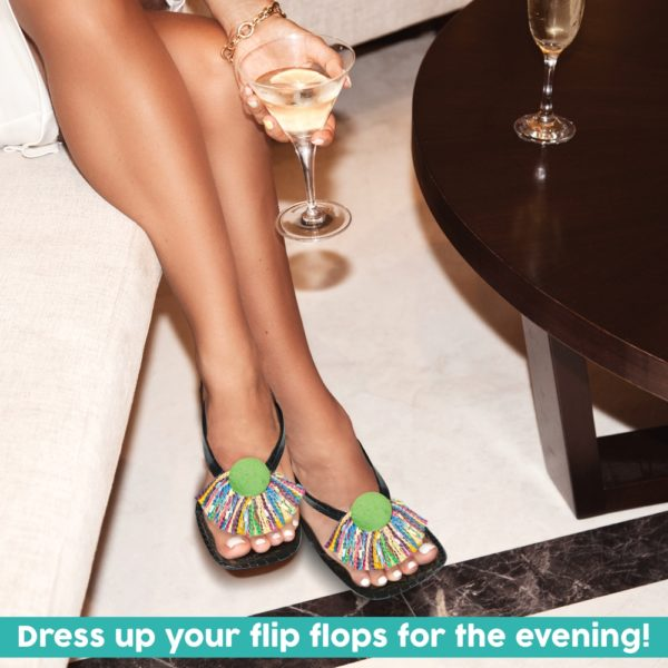Flipping-Bling-Lilly-Pulitzer-flip-flops-bling-footwear-fashion-green-hide-ugly-feet-how-to-hide-bunions-blinged-out-flip-flops-ladies-flip-flop-bling